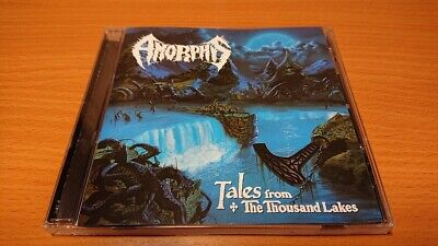 Amorphis - Tales From The Thousand Lakes(1994)CD