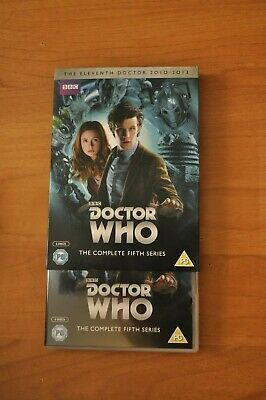 Doctor Who: The Complete Fifth Series DVD (2010)