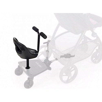 be Cool 503 skate universal seat - Stroller footrest, black