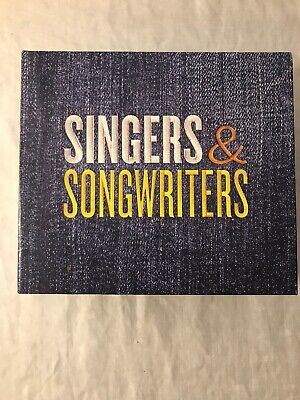 Singers & Songwriters [Time-Life Box Set] 11 DISCS SET by Various Artists