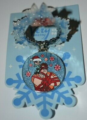 Disney Wreck It Ralph Vanellope Mickey's Very Merry Christmas Party Pin Limited