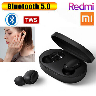 Xiaomi Redmi TWS Airdots Headset Bluetooth Earphone Headphone Stereo Earbuds ZS
