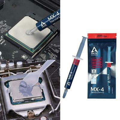 Genuine Arctic Cooling MX 4 4g Thermal Compound Paste CPU for All Coolers -Tool