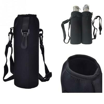1000ML Neoprene Water Bottle Carrier Insulated Cover Bag Holder Travel