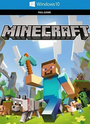 Minecraft: Windows 10 Edition *Microsoft store Key* Digital Download * @