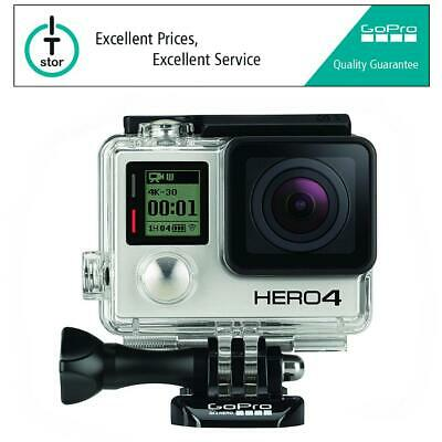 GoPro Hero4 Silver Edition Camcorder - Silver BRAND NEW!