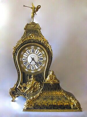 Antique French Boulle Bracket clock,19th century, 138 cm