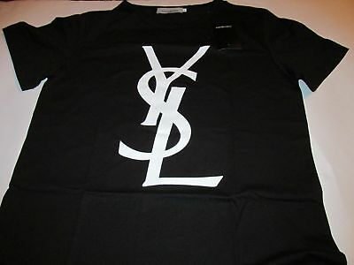 Yves Saint Laurent Men's T-shirt YSL Size M XL