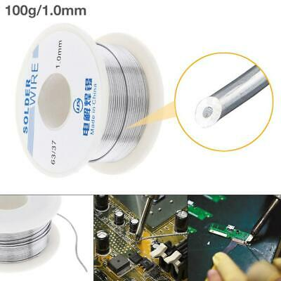 No-clean Tin 1.0mm Rosin Core Tin/Lead  Rosin Roll Flux Solder Wire with 2% Flux