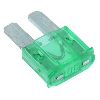 50 x 30A Micro2 Blade Fuse Auto Automotive Car Van Bike