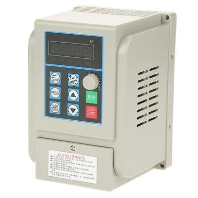 220V Variable Frequency Drive VFD Speed Controller for 3phase 2.2kW AC Motor New