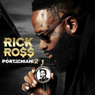 RICK ROSS - PORT OF MIAMI 2 [CD] Sent Sameday*