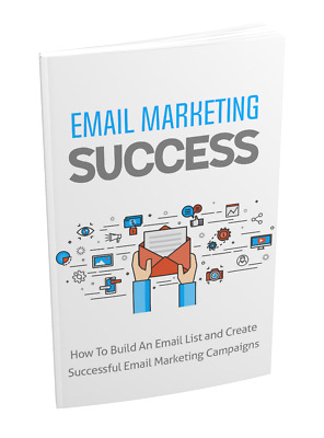 Email Marketing Success e-book [pdf] With Resell Rights
