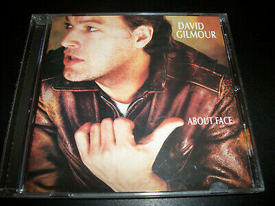 David Gilmour ‎– About Face - CD - 2006 - EMI