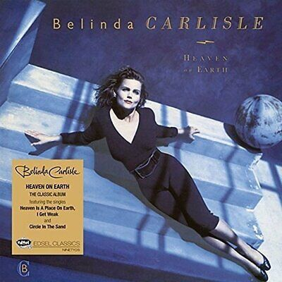 Belinda Carlisle - Heaven On Earth [CD]