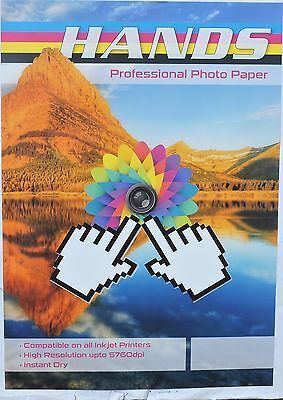 A3 Photo Paper Available in Single / Double Sided Gloss, Self Adhesive