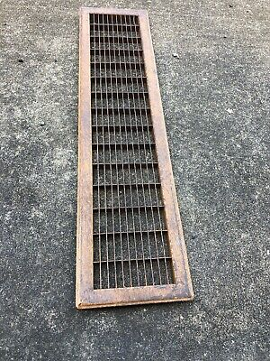 JY 7 Antique sheet metal cold air return/vent