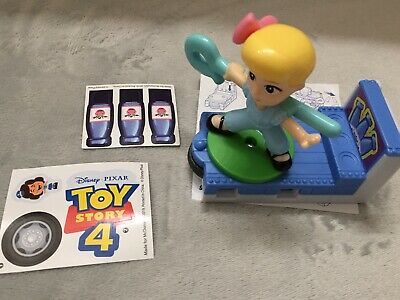 Mcdonalds Happy Meal Toy Story 4 #3 Bo Peep's Bottle Blast No Bag Or Tickets