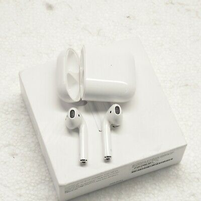 Genuine Apple Airpods with Charging Case 2nd Generation MV7N2AM/A FREE SHIPPING