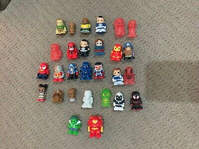 Marvel Ooshies Series 3 select your ooshies