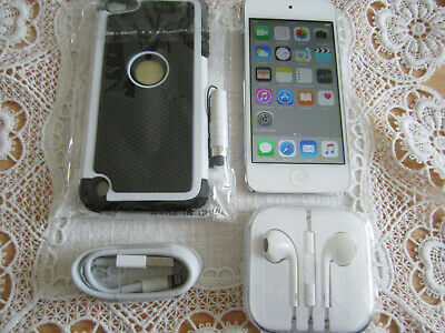 Apple iPod touch 5. Generation Silber (32GB)
