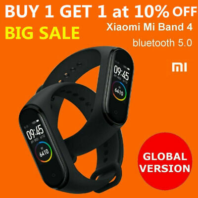 Global Version bluetooth Smart Watch Mi Band 4 Amoled Sport Wristband For Xiaomi