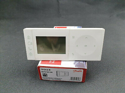 Danfoss TP One-B Battery-Powered Programmable Room Thermostat