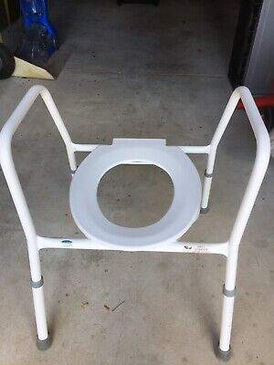 Able Living ; Over Toilet Frame / Seat (Disability Aid) - Hardly used