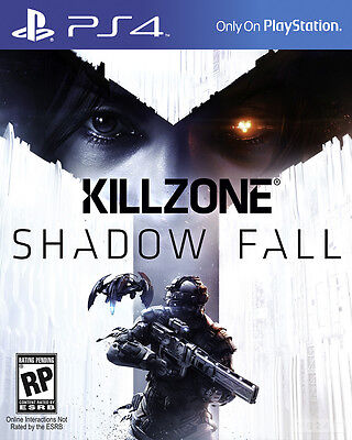 Killzone: Shadow Fall steelbook + game (Sony PlayStation 4, 2013)