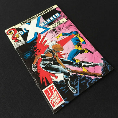 Uncanny X-Men #201 *DUTCH VARIANT* 1987 1st Cable as Baby Nathan