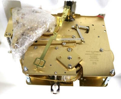 New Vintage German Wall Clock Movement Westminster Musical Movement Hermle