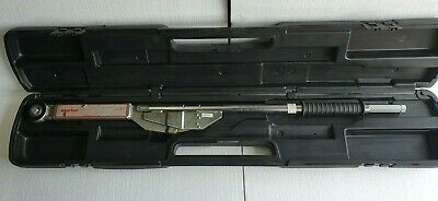 """Norbar 4R 12006 Industrial Torque Wrench 3/4"""" Drive 150-700Nm, 100-500 lbs"""