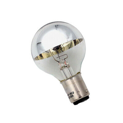 24V 40W Ba15D Crown Silver Top Professional Light Bulb Lamp