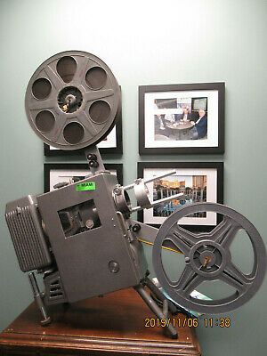 SHINKYO A.V.E 35mm Portable Sound Motion Picture Projector w/ Dolby Stereo