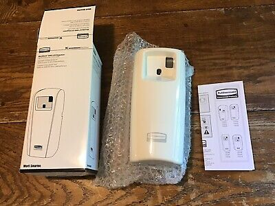 MICROBURST 9000 Rubbermaid Commercial TC 1793535  LCD Dispenser Odor Control NEW