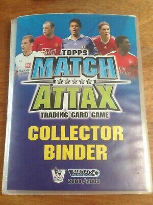 Match Attax 08/09 Cards: Hundred Clubs, Man of the Match's, Limited Editions etc