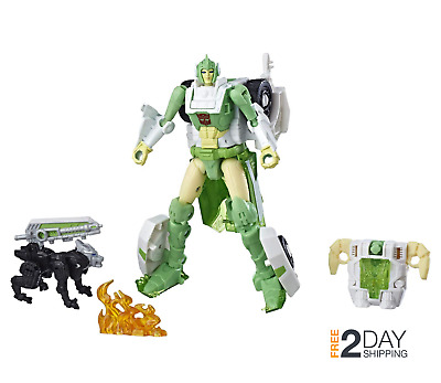 Transformers Generations War for Cybertron Siege Wfc-S15 Greenlight