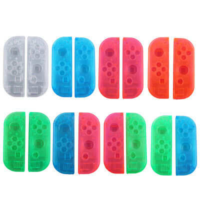 For Nintendo Switch Joy-Con Controller Cover Housing Case Shell Replacement
