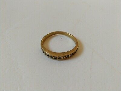 extremely ancient old ring bronze legionary roman ring bronze rare type