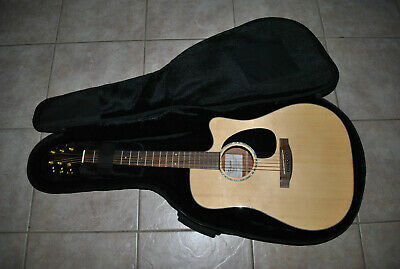 Takamine Acoustic Guitar G-series EG340SC GREAT CONDITION