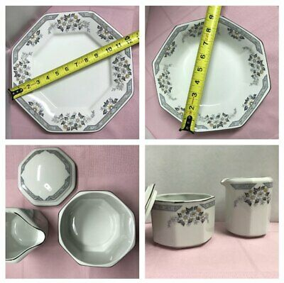 Mikasa fine China dana L6112 is in Excellent condition.4 pcs set,Made in Japan