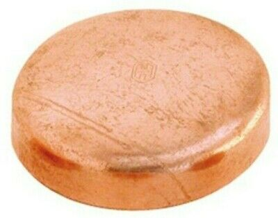 "8x Heldon REFRIGERATION COPPER CAPS R410A- 1/2"", 5/8"" Or 3/4"""