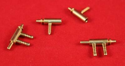 Hermle & Kieninger Pin Hinges For Clock Case A2056 - Ormolu Pin Hinges