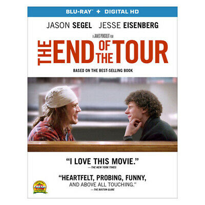 Lions Gate Home Ent Br47604 End Of The Tour (Blu Ray) (Ws/Eng/Eng Sub/Span Su...