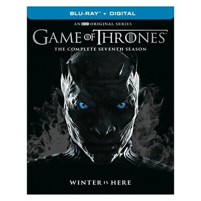 Warner Home Video Br649610 Game Of Thrones-Complete 7Th Season (Br/Dhd/Conque...