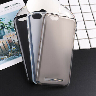 For Lenovo A2020 Soft Pudding TPU Silicone Back Cover Case Protector