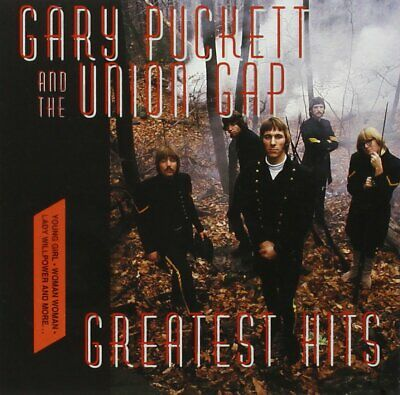 Gary Puckett and The Union Gap Greatest Hits (CD, Oct-1995, Sony Music) *NEW*