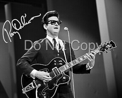 Roy Orbison Autographed Signed Reprint 8x10 Photo Poster Print