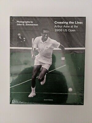 Crossing the Line : Arthur Ashe at the 1968 US Open, Hardcover by Zimmerman, ...
