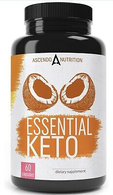 Best Keto Diet Pills with MCT Oil Powder, 7-Keto DHEA, and Exogenous BHB Ketones